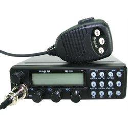 Автомобильная радиостанция Megajet MJ-850 (черный)