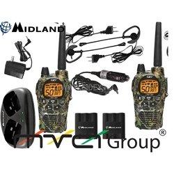 Радиостанция MIDLAND GTX-1050 к-т из 2-х радиостанций + з.у.