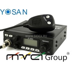 Радиостанция YOSAN 2204