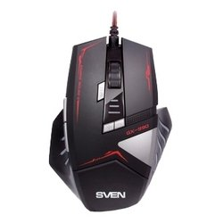 Sven GX-990 Gaming Black USB RTL