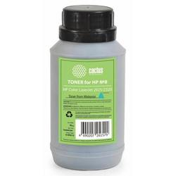 Тонер для HP Color LaserJet CP2025, CM2320 (Cactus CS-THP8C-70) (голубой) (70 гр)