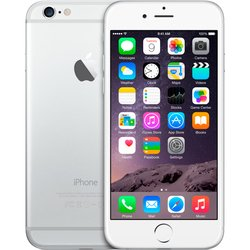 Apple iPhone 6 16Gb A1586 (4,7 дюйма) Silver (серебристый) :