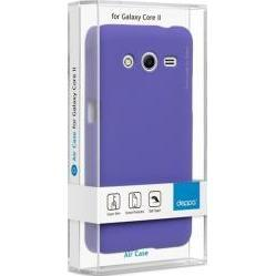 ����������� �����-��������+�������� ������ ��� samsung galaxy core 2 sm-g355h (deppa air case 83087) (����������)