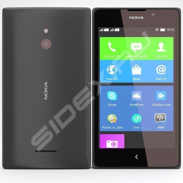 Nokia X2 DS RM-1013 Black инструкция, характеристики, форум