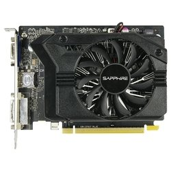 Sapphire Radeon R7 250 1050Mhz PCI-E 3.0 2048Mb 4600Mhz 128 bit DVI HDMI HDCP