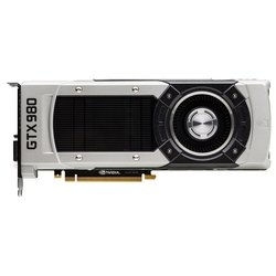 Gainward GeForce GTX 980 1127Mhz PCI-E 3.0 4096Mb 7000Mhz 256 bit DVI HDMI HDCP