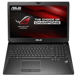 "asus rog g750js (core i7 4710hq 2500 mhz/17.3""/1920x1080/12gb/1128gb hdd (5400 prm)+ssd/dvd-rw/nvidia geforce gtx 870m/wi-fi/bluetooth/win 8 64)"