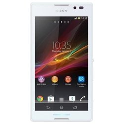 Sony Xperia C (S39H) (белый) :
