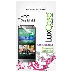 защитная пленка для htc one mini 2 (luxcase) (антибликовая)