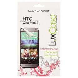 защитная пленка для htc one mini 2 (luxcase) (суперпрозрачная)