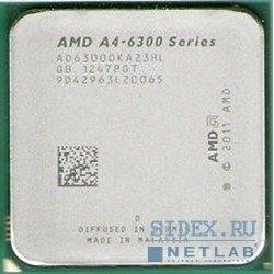 AMD A4-6300 (FM2, L2 1024Kb) OEM