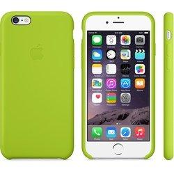 Чехол-накладка для Apple iPhone 6, 6s (MGXU2ZM/A) (зеленый)