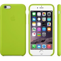 Чехол-накладка для Apple iPhone 6 Plus, 6s Plus (MGXX2ZM/A) (зеленый)