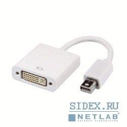 Кабель-переходник Mini DisplayPort (M) - DVI (F) (VCOM VHD6050)