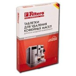 Таблетки Filtero Арт.603 для удаления коф.масел (6шт)