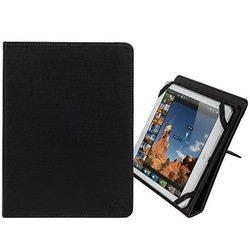 """Универсальный чехол-книжка для планшетов 10.1"""" (Riva 3207) (черный)"""