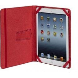 """Универсальный чехол-книжка для планшетов 10.1"""" (Riva 3207) (красный)"""