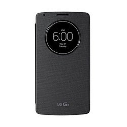 �����-������ ��� ������������ ������� ��� LG G3 D855 (CCF-340G.AGEUTB Quick Circle) (������)