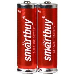 Алкалиновая батарейка Smartbuy SBBA-2A02B (2шт)