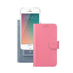 "������������� �����-������ ��� ���������� 3.5-4.3"" (Deppa Wallet Cover S 84044) (�������)"