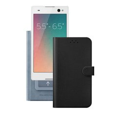 "������������� �����-������ ��� ���������� 5.5-6.5"" (Deppa Wallet Cover L 84050) (������)"