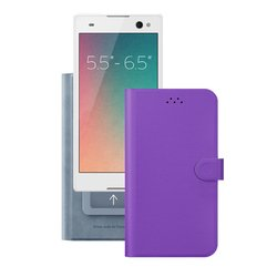 "������������� �����-������ ��� ���������� 5.5-6.5"" (Deppa Wallet Cover L 84053) (����������)"