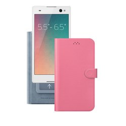 "������������� �����-������ ��� ���������� 5.5-6.5"" (Deppa Wallet Cover L 84054) (�������)"