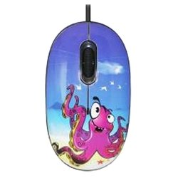 exeq mmp-101 octopus blue usb