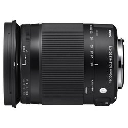 Sigma 18-300mm f/3.5-6.3 DC Macro OS HSM Contemporary Canon EF-S
