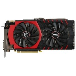 MSI GeForce GTX 980 1190Mhz PCI-E 3.0 4096Mb 7010Mhz 256 bit DVI HDMI HDCP