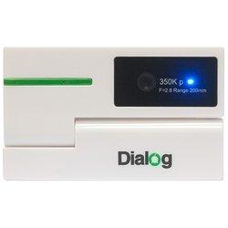 Dialog WC-50U (белый/зеленый)