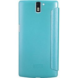 �����-������ ��� oneplus one nillkin sparkle leather case (�������)