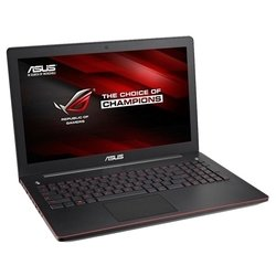 "asus g550jk (core i7 4710hq 2500 mhz/15.6""/1920x1080/16.0gb/1000gb/dvd-rw/nvidia geforce gtx 850m/wi-fi/bluetooth/win 8 64) (черный)"