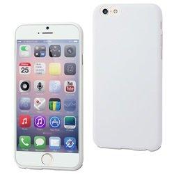 Чехол-накладка для Apple iPhone 6, 6s (Muvit Thingel Case MUSKI0322) (белый)