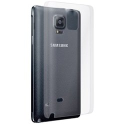 Чехол-накладка для Samsung Galaxy Note 4 (Muvit Clear Back Cristal Case MUCRY0036) (прозрачный)