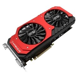 palit geforce gtx 980 1203mhz pci-e 3.0 4096mb 7200mhz 256 bit dvi mini-hdmi hdcp