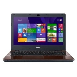 "acer aspire e5-411-p4f2 (pentium n3530 2160 mhz/14""/1366x768/4gb/1000gb/dvd-rw/intel gma hd/wi-fi/win 8 64)"