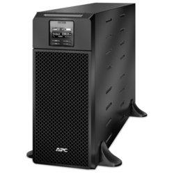 ИБП APC Smart-UPS SRT 6000VA 230V (черный)