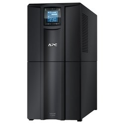 apc by schneider electric smart-ups c 3000va lcd