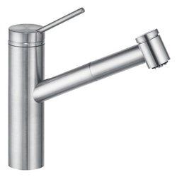 Kludi Tangenta 44941 F875 (44941F875) (матовая сталь)