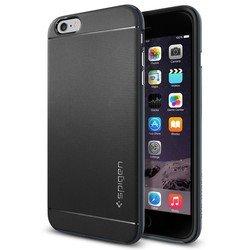 "Чехол-накладка для Apple iPhone 6 Plus, 6s Plus 5.5"" (Spigen Neo Hybrid Series SGP11063) (металлический)"