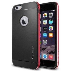 "Чехол-накладка для Apple iPhone 6 plus, 6s Plus 5.5"" (Spigen Neo Hybrid Metal Case SGP11073) (красный)"