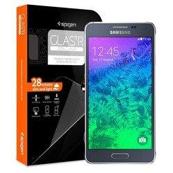 �������� ������ ��� Samsung Galaxy Alpha Spigen GLAS.tR SLIM (SGP11092)
