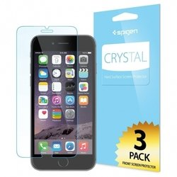 �������� ������ ��� Apple iPhone 6 4.7 Spigen LCD Film Crystal CR (SGP10927)