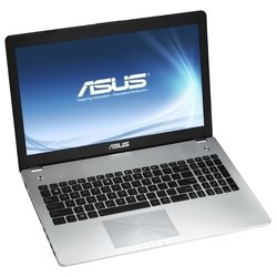 "ASUS N56JR (Core i7 4700HQ 2400 Mhz/15.6""/1920x1080/6.0Gb/1000Gb/DVD-RW/NVIDIA GeForce GTX 760M/Wi-Fi/Bluetooth/Win 8 64) (черный)"