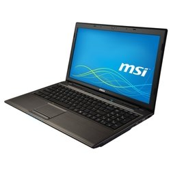 "msi cx61 2pc (celeron 2970m 2200 mhz/15.6""/1366x768/4gb/500gb/dvd-rw/nvidia geforce 820m/wi-fi/bluetooth/dos)"