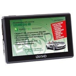 LEXAND SA5 HD (черный)