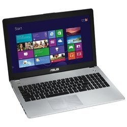 "asus n56jk (core i7 4710hq 2500 mhz/15.6""/1366x768/8.0gb/750gb/dvd-rw/nvidia geforce gtx 850m/wi-fi/bluetooth/win 8 64)"