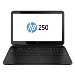 "hp 250 g2 (f7y75es) (pentium n3510 2000 mhz/15.6""/1366x768/4.0gb/500gb/dvd-rw/intel gma hd/wi-fi/bluetooth/dos)"