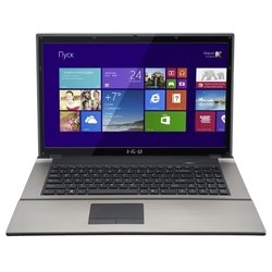 "iru jet 1702 (pentium 2030m 2500 mhz/17.3""/1600x900/4.0gb/500gb/dvd-rw/intel gma hd/wi-fi/bluetooth/dos)"